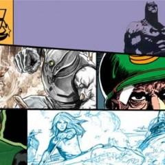 'Wednesday Comics', primer vistazo a la nueva serie semanal de DC