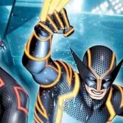 """Marvel se """"tronifica"""" y publica diez portadas alternativas en homenaje a 'Tron'"""