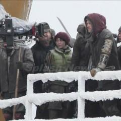 Bryan Cranston se une al rodaje de 'World War Z' y ya aparecen nuevas imágenes del rodaje