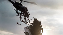 Así se crearon las avalanchas zombi de Guerra Mundial Z