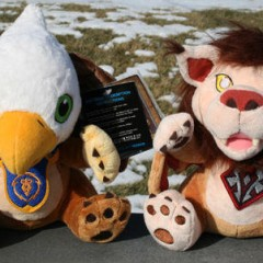 Los peluches de 'World of Warcraft'