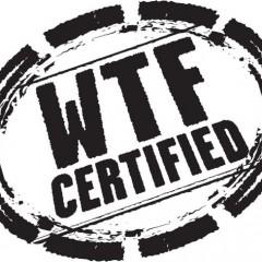 A DC se le va la pinza y anuncia el mes «WTF Certified»