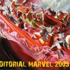 Análisis del plan editorial de la línea Marvel de Panini para 2009 (III)
