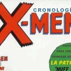 Cronología X-Men (III): La Patrulla-X Original