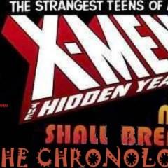 Cronología X-Men (IV): Los Años Perdidos