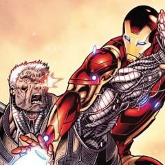 Cable dando guerra y demás héroes destrozados, el futuro próximo de Los Vengadores [NYCC 2011]