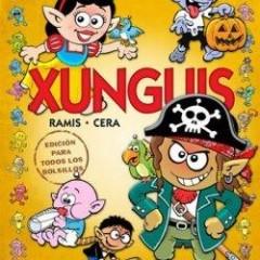 'Xunguis': los alienígenas más gamberros ahora en edición de bolsillo
