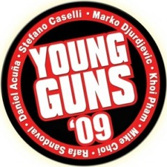 Daniel Acuña y Rafa Sandoval, Young Guns de 2009