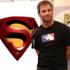 Zack Snyder dirigirá 'Superman: Man of Steel'