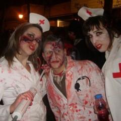 Mañana, marcha zombi en Madrid con motivo del estreno de 'The Walking Dead'