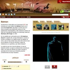 Zona Fandom 2.0: Toda la información sobre tus obras, personajes y autores favoritos