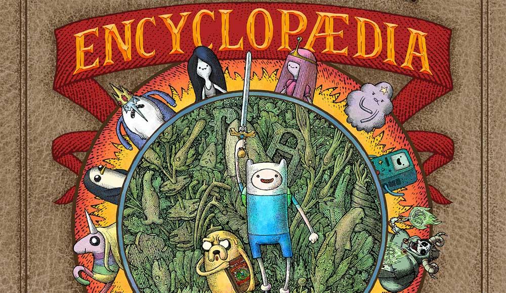 Adventure-Time-Encyclopaedia-portada