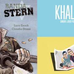 'Banda Stern' & 'Khalid', tebeos necesarios