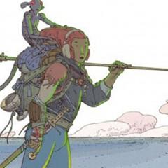 'Escala en Pharagonescia', el Moebius más surrealista