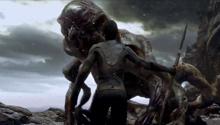 After Earth, bichos haciendo cola para devorar al hijo de Will Smith