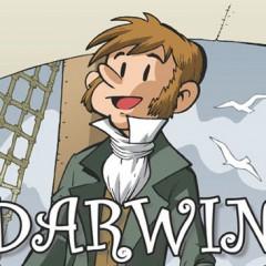 'Darwin: La evolución de la teoría', acercando la ciencia y el cómic a los más pequeños