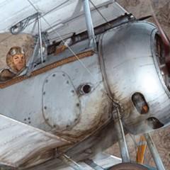 'El piloto del Edelweiss 1. Valentine', la poética de la aviación