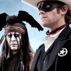 'El Llanero Solitario', tráiler en castellano con Depp tomando las riendas
