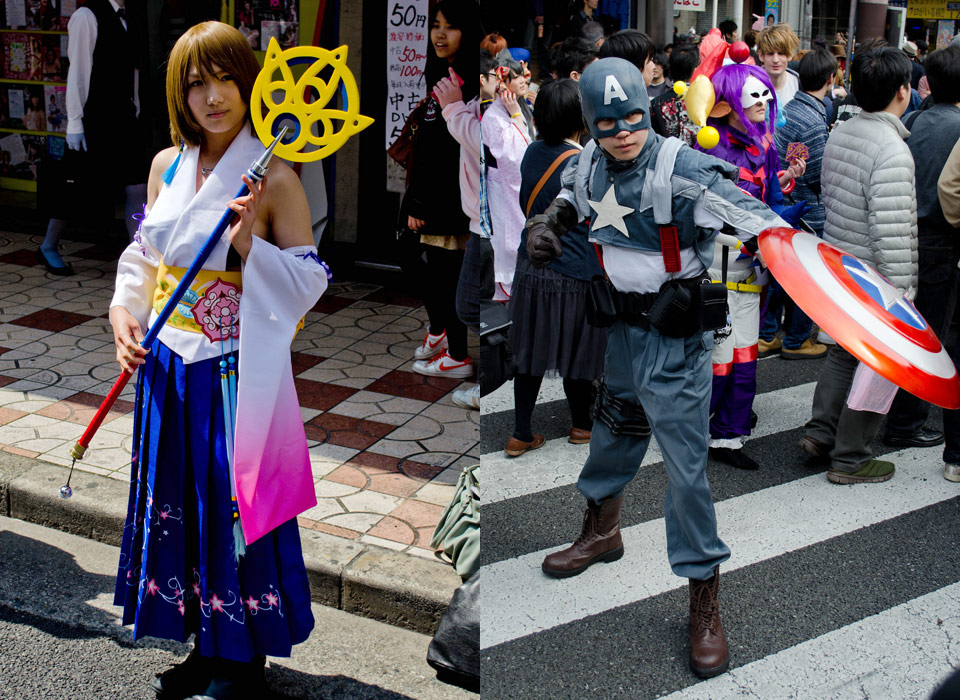 Nippombashi Street Festa 2013