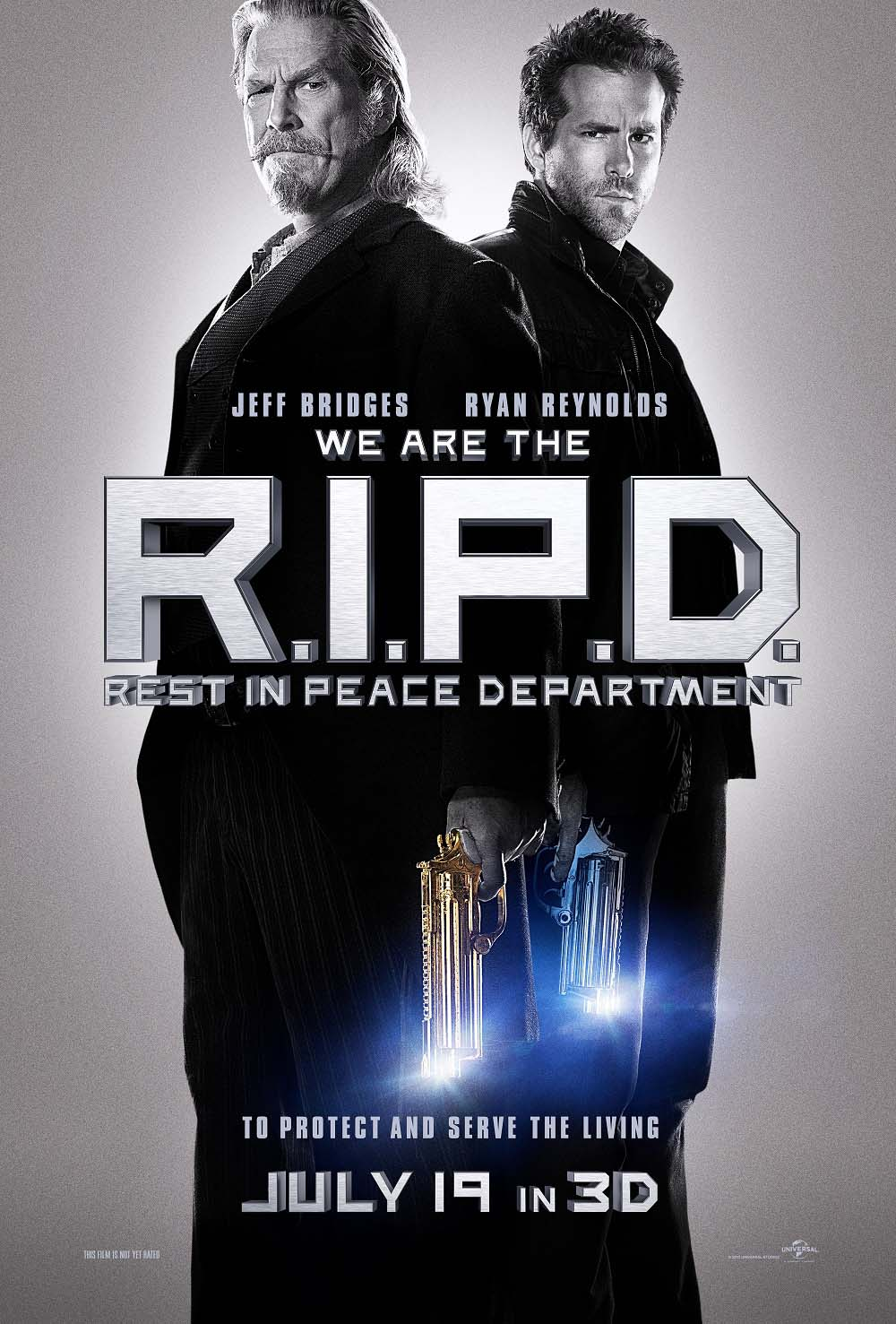 RIPD (2013) poster