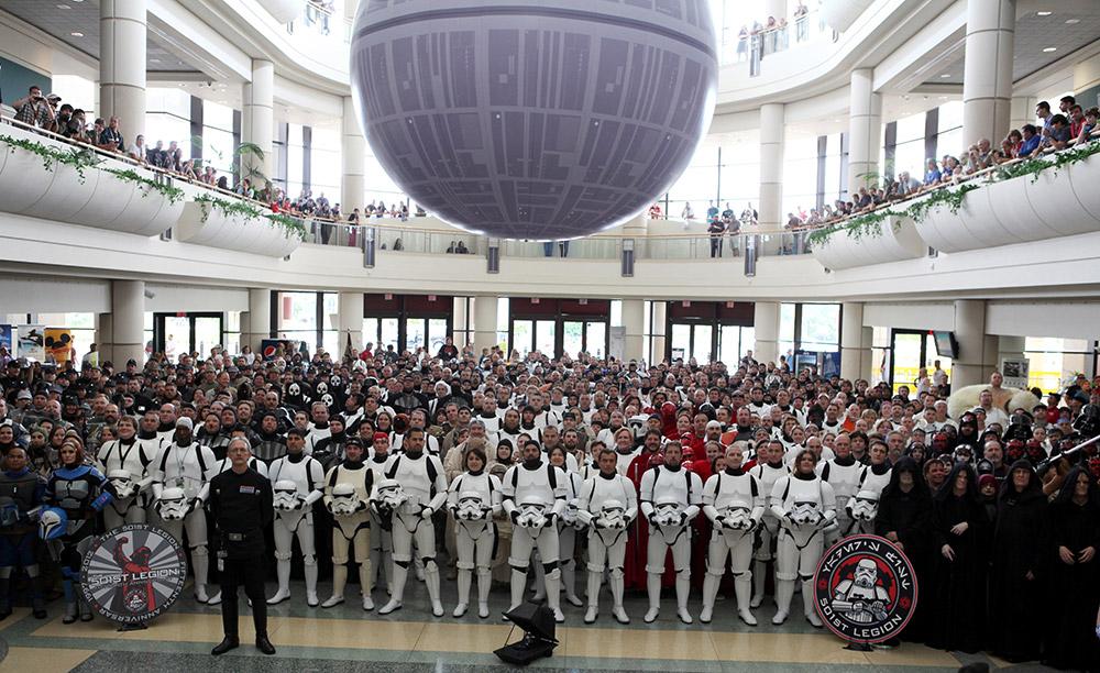 Troopers DeathStar