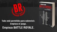 ¿Qué serías capaz de llegar a hacer para sobrevivir en Battle Royale? Regalamos cinco ejemplares a las mejores respuestas