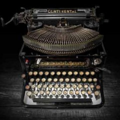 'La máquina de escribir', vocación cinematográfica