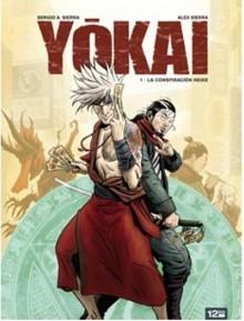 Yokai 1 portada