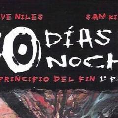 '30 Días de noche: El principio del fin vol.1′, Los Angeles se tiñen de rojo