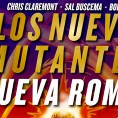 'Marvel Gold Los Nuevos Mutantes: Nueva Roma', dioses de la arena