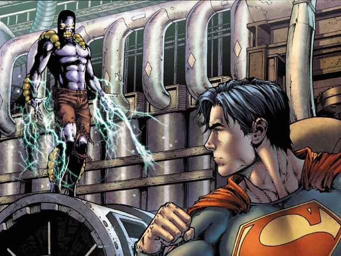 Superman Tierra 1 Pagina 1