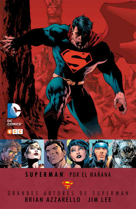 Superman por el manana