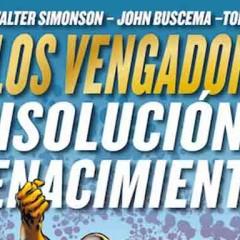 'Marvel Gold Los Vengadores: Disolución y renacimiento', Simonson hace historia