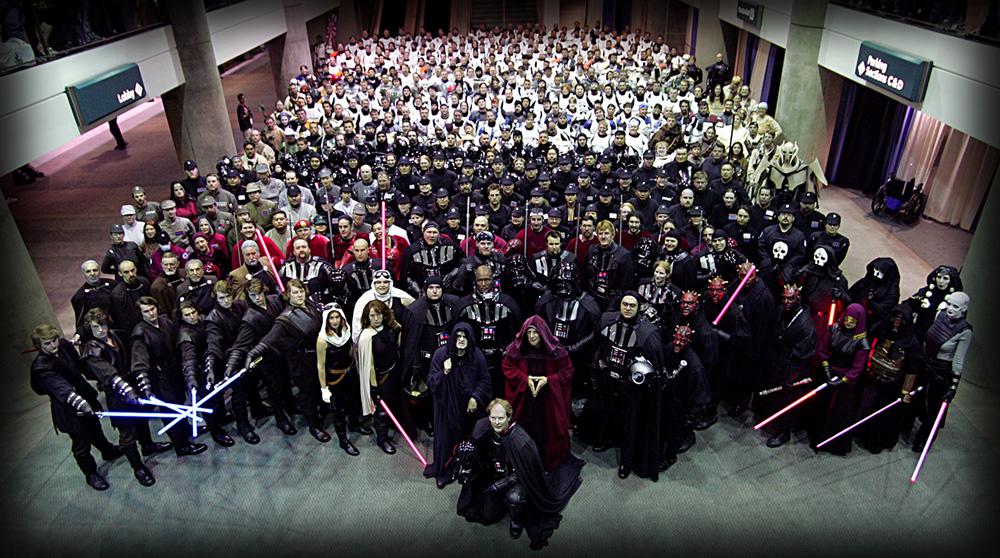 Star Wars Celebration Sith