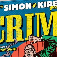 'Los Archivos de Joe Simon y Jack Kirby: Crimen', Señoría, no haré más preguntas