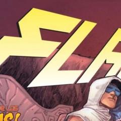 'Flash vol.4', velocistas vs gorilas. Oh yeah!!