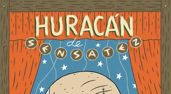 Huracan Portada