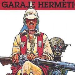 'Métal Hurlant. El garaje hermético', los mil y un Moebius