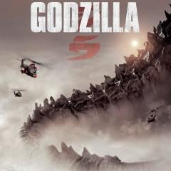 Godzilla, los carteles y el arte conceptual exclusivos de la Comic-Con