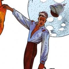 'Moebius: las vacaciones del Mayor', alocado Moebius