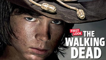 The Walking Dead cuarta temporada, Carl se ha hecho mayor y tiene mala leche