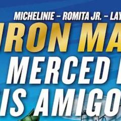 'Marvel Gold Iron Man: A merced de mis amigos', beluga de hierro