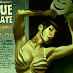 'Blue estate vol.1. Conservas', los oscuros rincones del noir