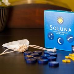 Soluna, jugando de sol a luna