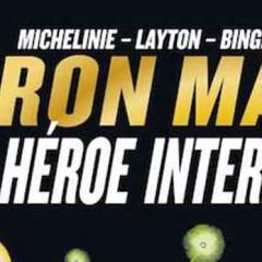 'Marvel Gold Iron Man: El héroe interior', a tortas con La Masa