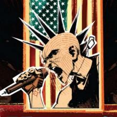 'Punk Rock Jesus', distopías Orwellianas