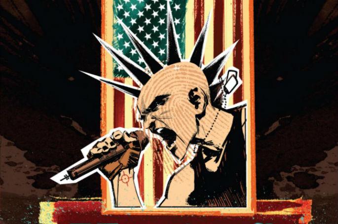 Punk Rock Jesus portada