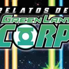 'Relatos de los Green Lantern Corps: Fin de una era', amigo Johns, que te vaya bien