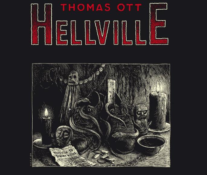 Thomas Ott - Hellville - Forro