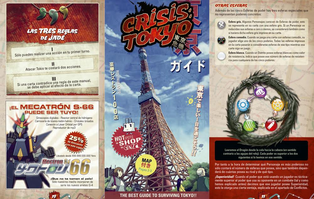 Manual de Crisis: Tokyo
